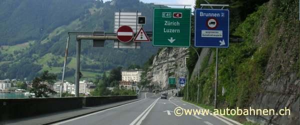 autobahnen der schweiz motorways in switzerland. Black Bedroom Furniture Sets. Home Design Ideas